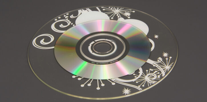 OPT011 04 cd teilmetallisiert