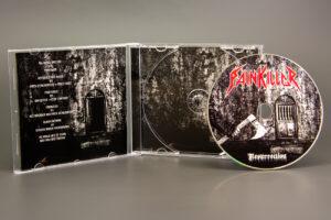 PAK001 10 cd jewelbox tray transparent