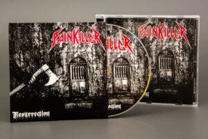 PAK001 13 cd jewelbox tray transparent