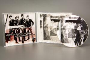 PAK001 16 cd jewelbox tray transparent