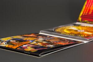 PAK026 12 cd digipak 4 seitig
