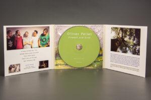 PAK026 20 cd digipak 6 seitig