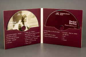 PAK027 15 cd digifile 4 seitig