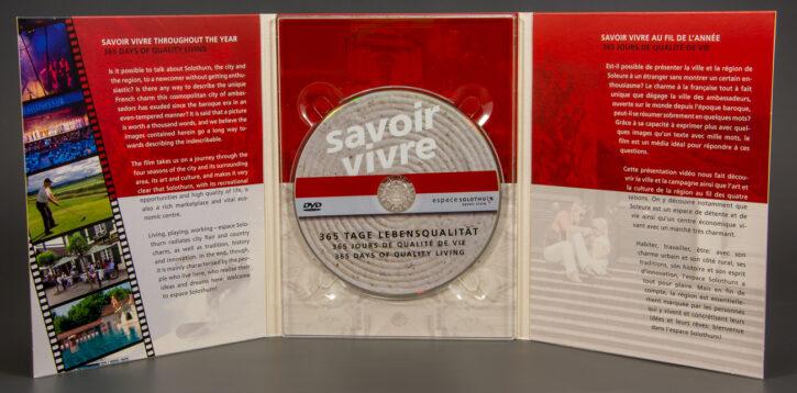 DVD Digipak