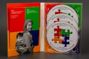 PAK030 10 dvd digipak 4 seitig