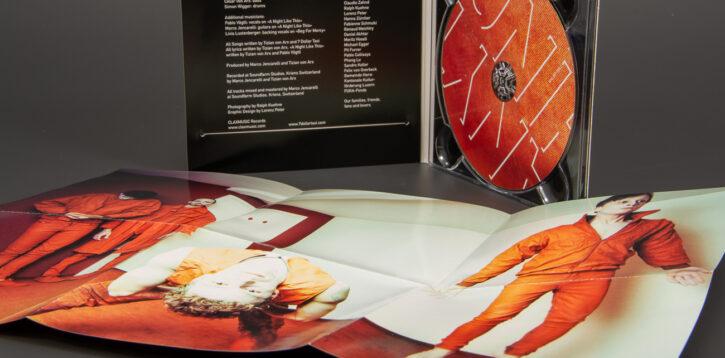 CD Poster Booklet