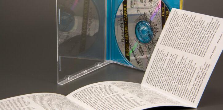 CD-Leporello Folder