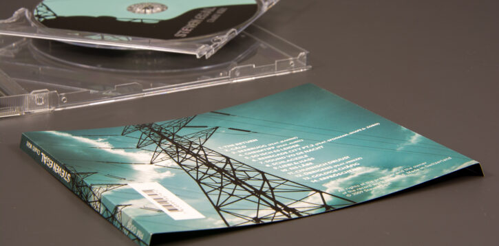 CD-Inlaycard (back Inlay)