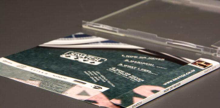 Inlaycard für Maxibox