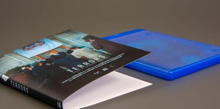 BluRay Inlaycard (BD Umschlag)