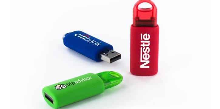Kinetic USB Stick