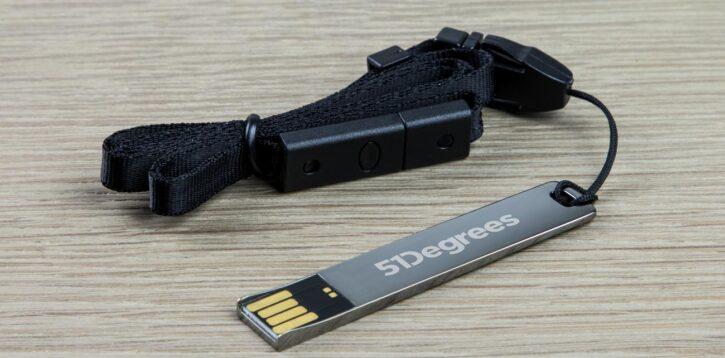 USB Umhängeband unbedruckt