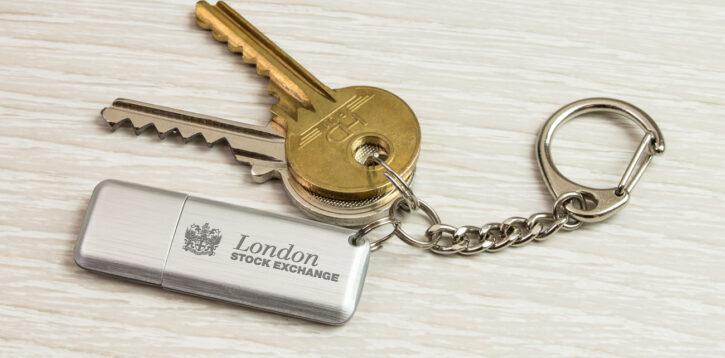 USB Schlüsselanhänger